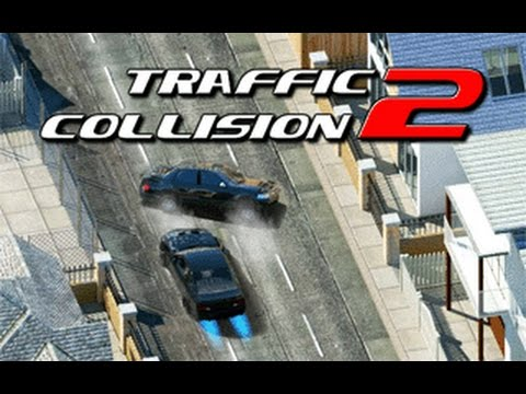 Traffic Collision 2 - Gameplay