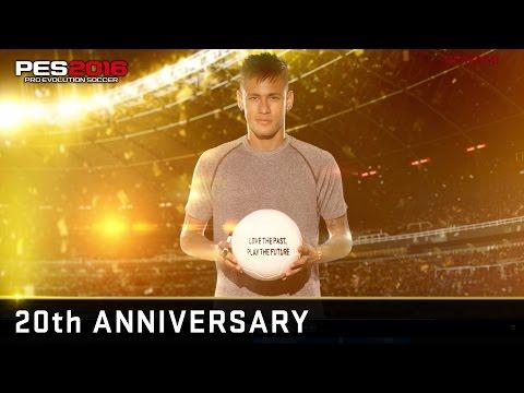 El Pro Evolution Soccer cumple 20 años y lanzó un video
