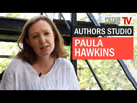 Peter James | Paula Hawkins | Authors Studio - Meet The Masters