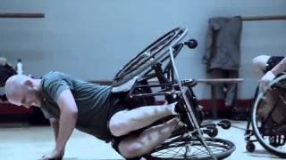 Guinness Rollstuhl Basketball Werbung
