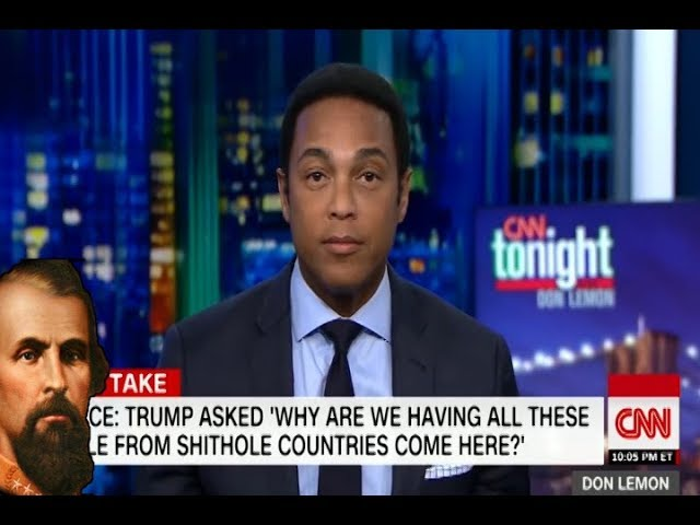 Friendly Reminder From Don Lemon That You're Racist