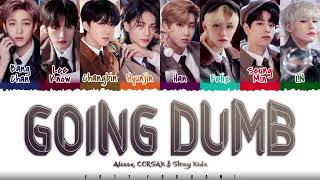 Download Alesso, CORSAK & Stray Kids - 'GOING DUMB' Lyrics [Color Coded_Eng] 🤡
