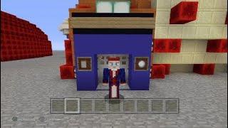 Minecraft 11th Doctor 1st TARDIS Tutorial