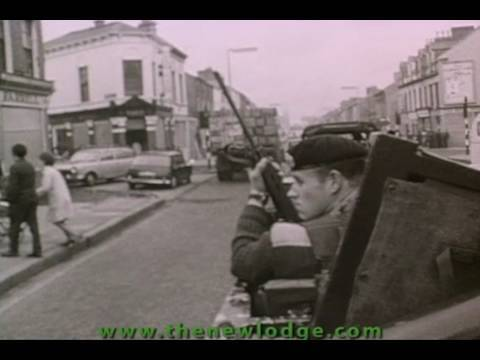 Belfast 1969 : The Dawn of the Troubles ( Shankill / Falls R