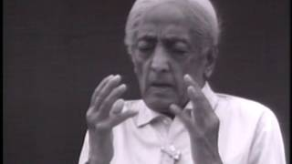 How can we fully understand 'The observer is the observed'? | J. Krishnamurti
