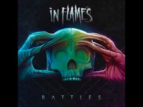 In Flames -  Battles (Full Album) 2016