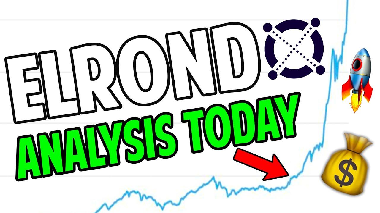 Photo of Elrond Price Analysis TODAY [EGLD]