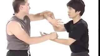 実戦的なトレーニング!チーサオ(詠春拳、KALI、太極拳、JKD)!イップマン!