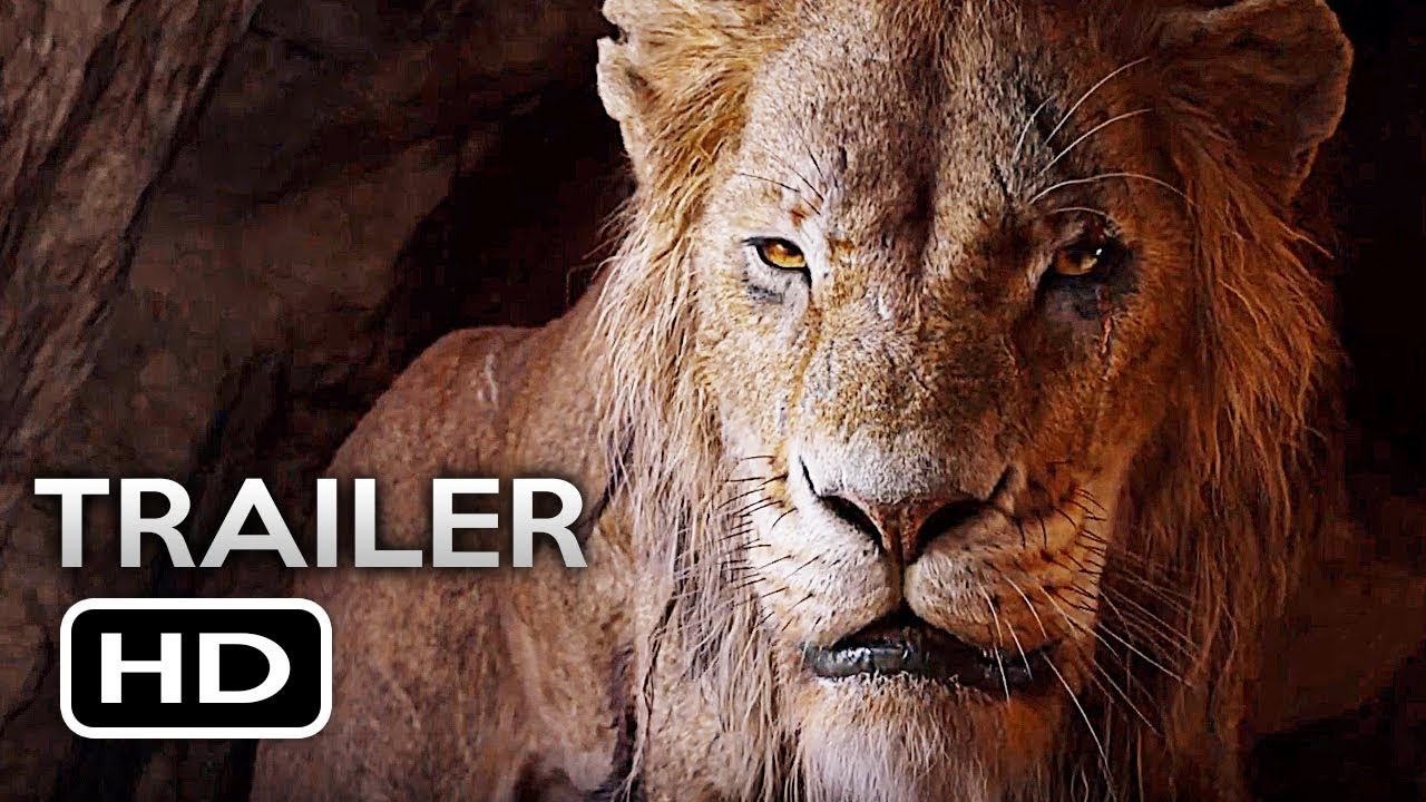 the lion king official trailer 2  2019  disney live
