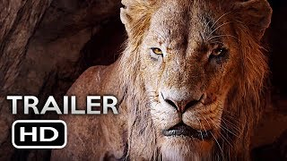 THE LION KING Official Trailer 2 (2019) Disney Live-Action Movie HD