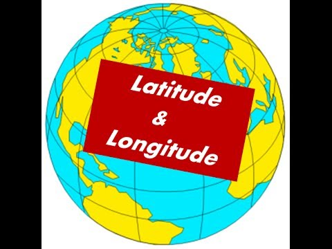 Longitude And Latitude Meaning Definition For Kids