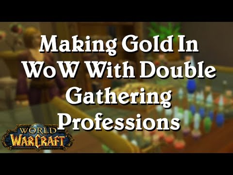 Best Professions For Legion Gold 2020 WoW: Legion 7.2.5] How To Make Consistent Gold With Double
