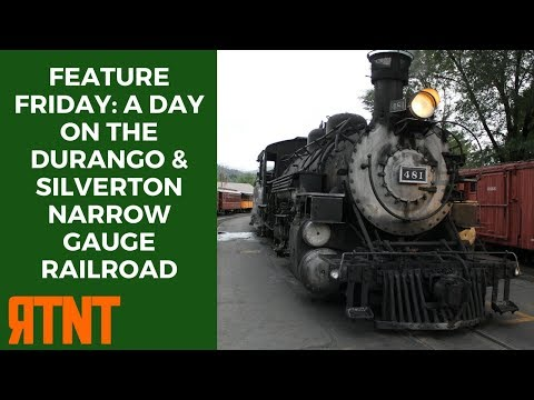 A Day on the Durango and Silverton Narrow Gauge Railroad