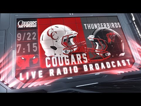 Cougars Network Presents Live Radio - Canyon Cougars vs Wagner Thunderbirds