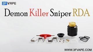видео Demon Killer Sniper RDA. Первый взгляд