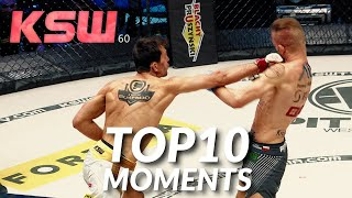 KSW 60: TOP 10 Moments