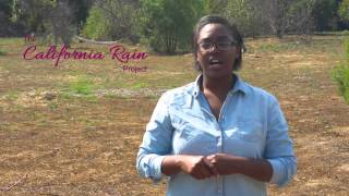 The California Rain Project Fundraising video