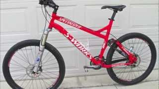 New & Used Specialized Bikes For Sale From Road or Mountain Bicycles Like Hardrock to Allez Frames