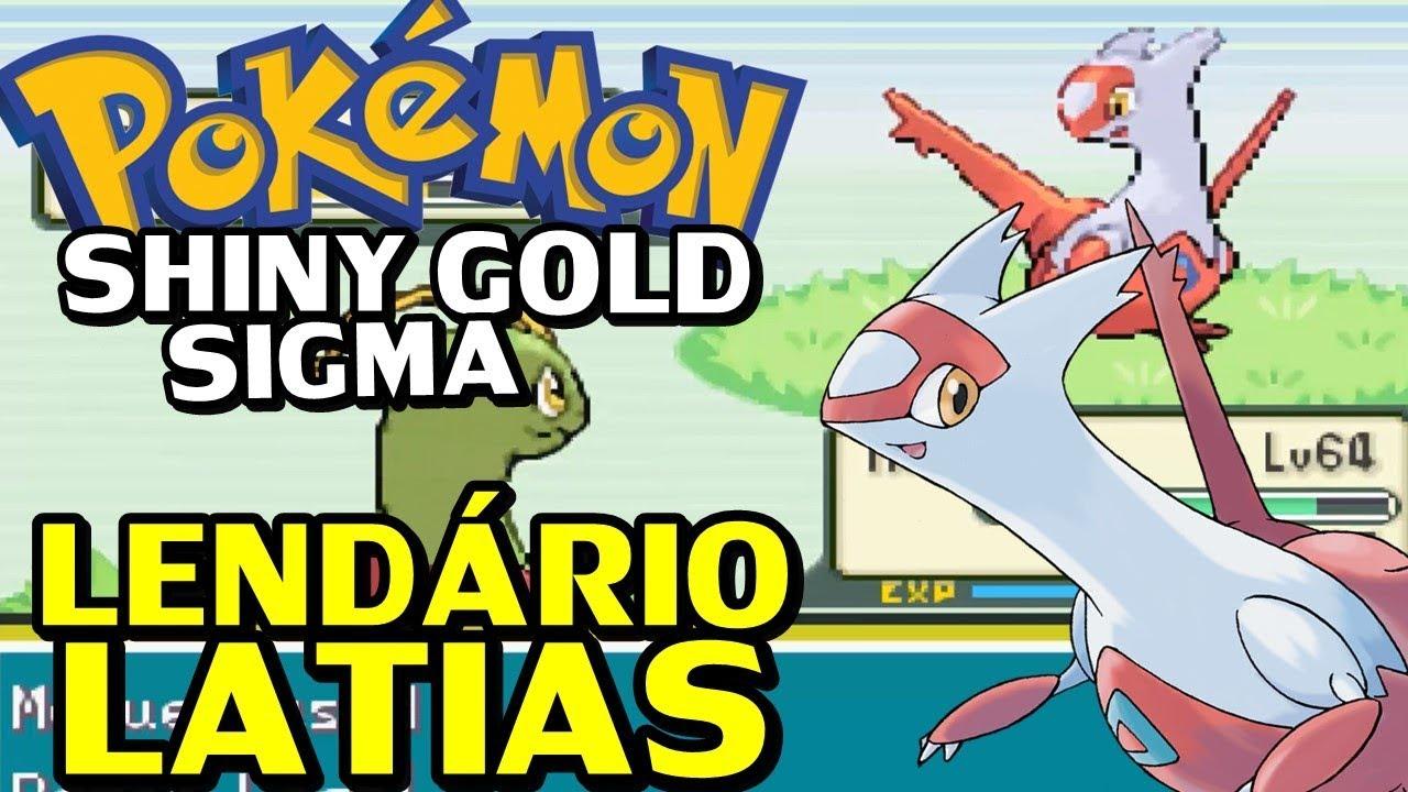 pokemon shiny gold sigma rom hack download