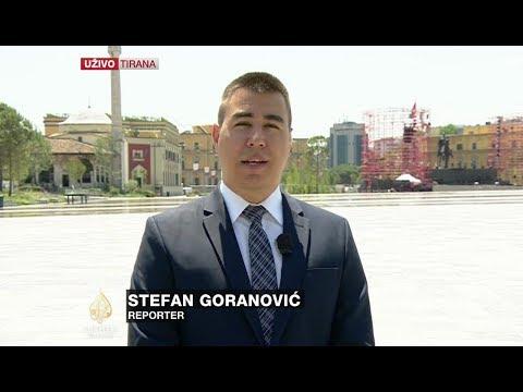 Goranović o parlamentarnim izborima u Albaniji