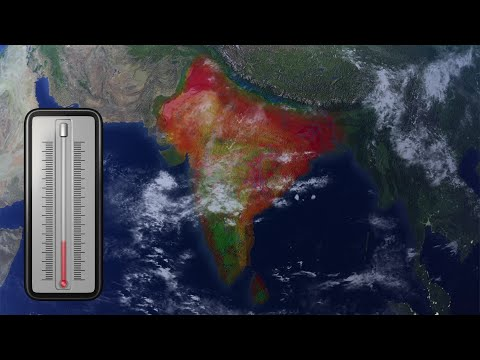 Climate change could make parts of South Asia too hot to live in by 2100