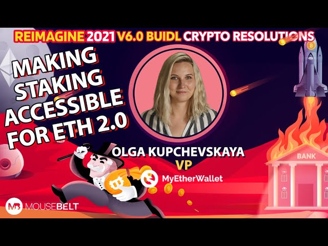 Olga Kupchevska - My Ether Wallet - The key to the Ethereum Ecosystem