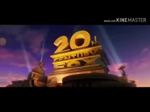 20th Century Fox Memes Intro Kid Got Slap By A Door