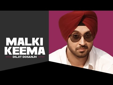 Diljit Dosanjh | Malki Keema (Full Official Video Song) | Smile | New Punjabi Song