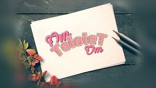 Om Telolet Om Typography | Telolet Illustrator