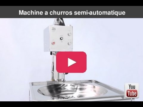 how to make churros straight