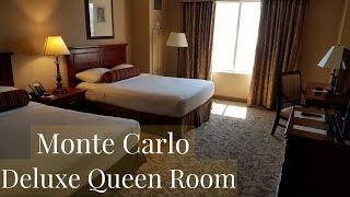 Monte Carlo Las Vegas - Deluxe Queen Room