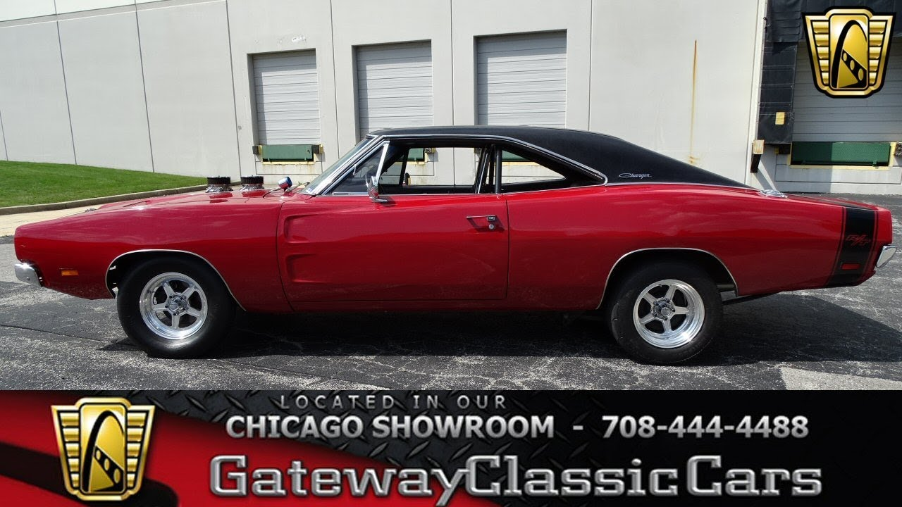 Dodge Charger Gateway Classic Cars Chicago Youtube