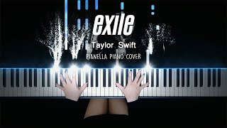 Taylor Swift - exile (feat. Bon Iver) | Piano Cover by Pianella Piano