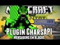 Plugin CharsAPI - Mensagens em blocos Minecraft