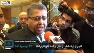 بالفيديو| وزير التعليم: لن نتغاضى عن الأخطاء القانونية لنرضي الطلبة