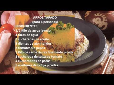 SALPICON DE POLLO+ARROZ TAPADO+MAZAMORRA MORADA