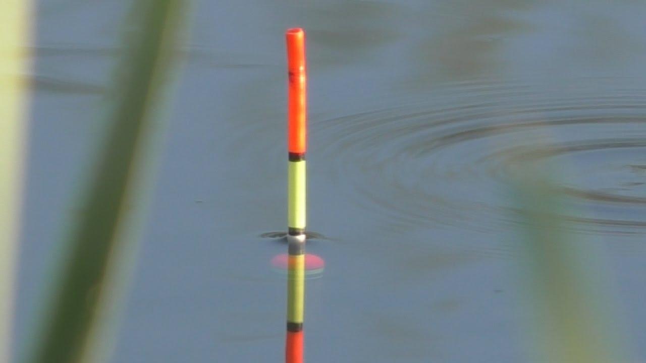 Ловля рыбы весной на поплавок видео