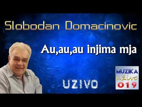 Slobodan Domacinovic - Au au au injima mja // MuzikaUzivo019