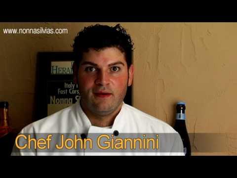 Chef John Giannini Nonna Silvias