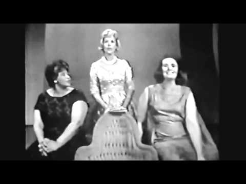 "Dinah,Ella,Joan - ""Three Little Maids"" & ""Lover Come Back to Me"" (1963)"