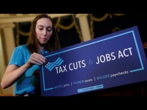 Concern emerging among small businesses about GOP's tax reform plan