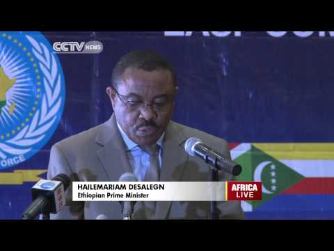 Eastern Africa Countries Launch Stand-by Force