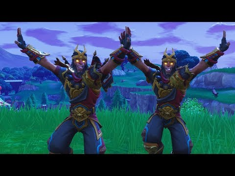 Proof That The ''Wukong'' Skin Is The Best Skin In Fortnite!