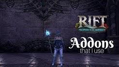 RIFT 4.1 | The addons I use