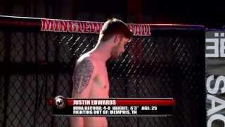 V3FIGHTS: Adam Osbourne v. Justin Edwards