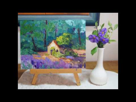 Palette Knife Painters weekly images 14 to 20 November 2016