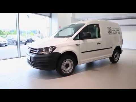 Volkswagen Utilitaires CADDY VAN 1.6 CR TDI 102 Blanc Candy