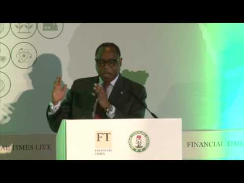 Financial Times/Nigeria Customs Service Event