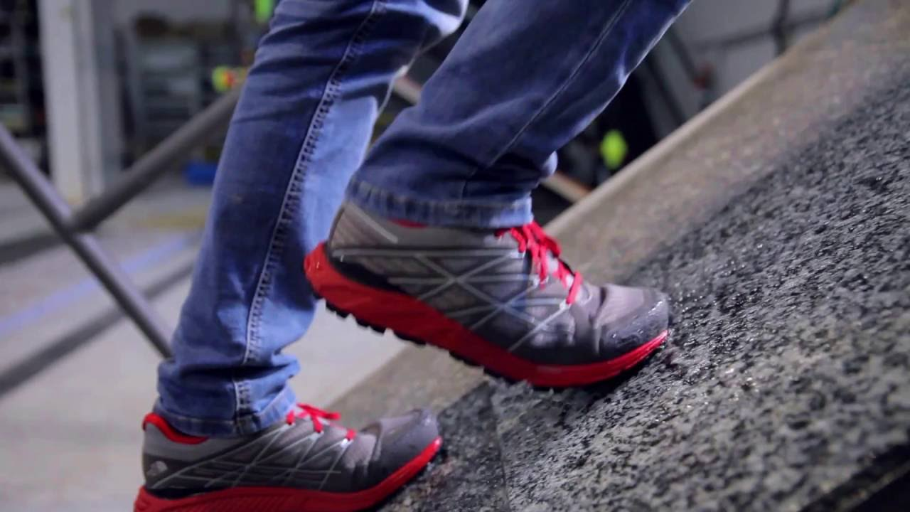 Vibram® Megagrip and The North Face