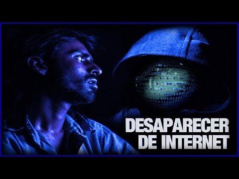 Como Desaparecer De Internet